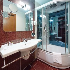 Гостиница Евроотель Ставрополь ванная