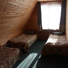 Гостевой Дом Husky Moa Кровать в общем номере с двухъярусной кроватью