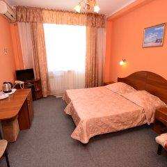 Гостиница Анапский бриз Стандартный номер с разными типами кроватей фото 11