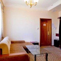Гостиница Via Sacra 3* Полулюкс двуспальная кровать фото 3