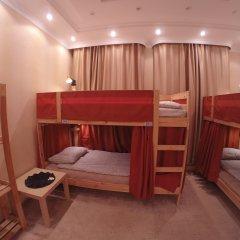 Гостиница Майкоп Сити Кровать в общем номере с двухъярусной кроватью фото 5