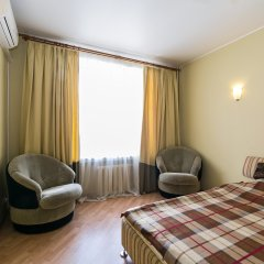 Гостиница MaxRealty24 Ленинградский проспект 77 к 1 комната для гостей фото 9