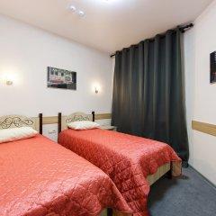 Мини-Отель Новотех Стандартный номер с различными типами кроватей фото 21