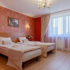 Арт-Отель Карелия 4* Номер Бизнес с 2 отдельными кроватями фото 9