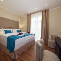 Гостиница Голубая Лагуна Полулюкс разные типы кроватей фото 3
