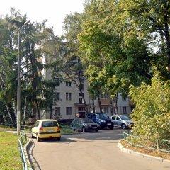 Апартаменты Hanaka Щелковская 53 парковка