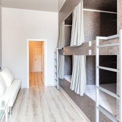 Хостел GetCapsule Стандартный номер с различными типами кроватей фото 6