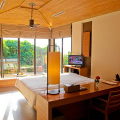Sri Panwa Phuket Luxury Pool Villa Hotel 5* Люкс с различными типами кроватей фото 17
