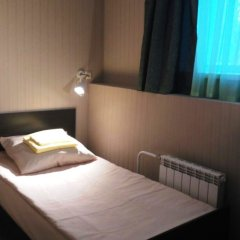 Гостиница Зима Кровать в общем номере с двухъярусной кроватью фото 2