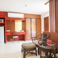 Отель ZEN Rooms Chaofa East Road удобства в номере фото 3