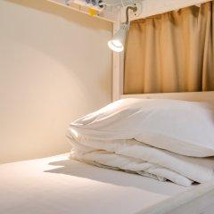 Centeral Hotel & Hostel Кровать в общем номере фото 23