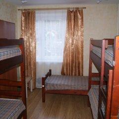 Хостел Благовест на Тульской Кровать в общем номере двухъярусные кровати фото 2