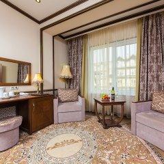 Гостиница Alean Family Resort & SPA Doville 5* Улучшенный люкс с разными типами кроватей фото 5