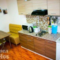 Хостел Hothos Кровать в общем номере с двухъярусной кроватью фото 6