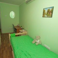Хостел ВАМкНАМ Захарьевская Номер с общей ванной комнатой с различными типами кроватей (общая ванная комната) фото 6