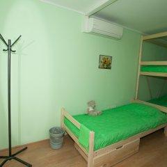Хостел ВАМкНАМ Захарьевская Кровать в общем номере с двухъярусной кроватью фото 5