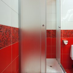 Мини-Отель Maxx Royal Стандартный номер с различными типами кроватей фото 3