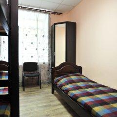 Хостел Олимпия Кровать в общем номере с двухъярусной кроватью фото 5