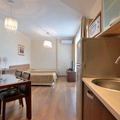 Апарт-Отель Golden Line Студия с различными типами кроватей