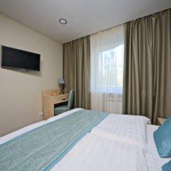 Гостиница ХИТ 3* Стандартный номер с двуспальной кроватью фото 4