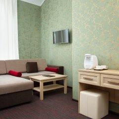 Гостиница Кравт 3* Полулюкс с двуспальной кроватью фото 3