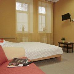 Hostel Podvorie Улучшенный номер с различными типами кроватей