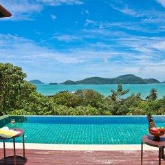 Sri Panwa Phuket Luxury Pool Villa Hotel 5* Люкс с различными типами кроватей фото 44