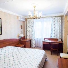 Гостиница Даниловская 4* Люкс двуспальная кровать