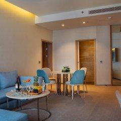Гостиница Mriya Resort & SPA 5* Люкс с различными типами кроватей фото 7