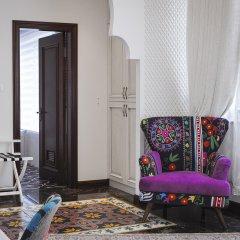 Гостевой Дом Семь Морей Номер Делюкс с различными типами кроватей фото 26