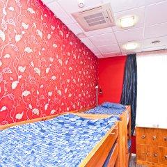 Хостел Наполеон Кровать в общем номере с двухъярусной кроватью фото 2