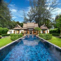 Banyan Tree Phuket Hotel 5* Вилла Премиум разные типы кроватей фото 11