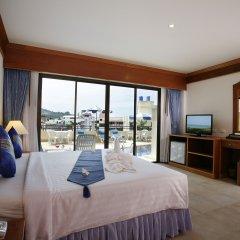 Отель Jiraporn Hill Resort 3* Номер Делюкс фото 2
