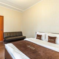 Апартаменты Inndays Шаболовка Стандартный номер с различными типами кроватей фото 3
