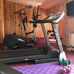 Бутик Отель Калифорния фитнесс-зал фото 2