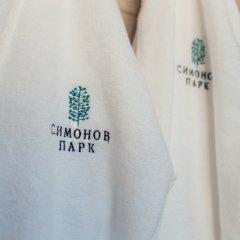 Гостиница Симонов Парк 3* Люкс разные типы кроватей фото 8