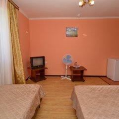 Гостиница Анапский бриз Номер Эконом с разными типами кроватей фото 13