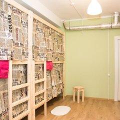 Хостел Star Myakinino Кровать в мужском общем номере с двухъярусной кроватью фото 3