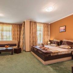 Отель Villa Brigantina комната для гостей фото 4