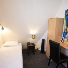 Quentin England Hotel Номер с общей ванной комнатой фото 2