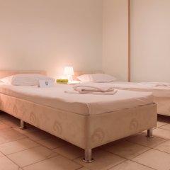 Гостиница Андрон на Площади Ильича Номер Эконом разные типы кроватей фото 2