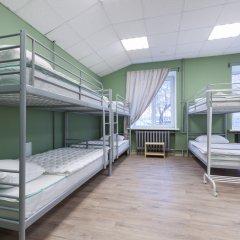 Хостел Story Кровать в общем номере двухъярусные кровати фото 5
