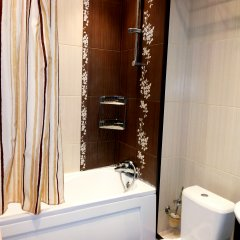 Апартаменты на Чистопольской 64 ванная фото 2