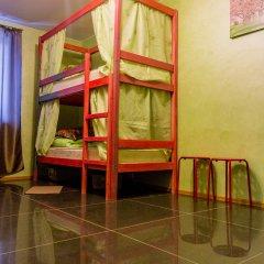 Хостел РусМитино Кровать в мужском общем номере с двухъярусными кроватями фото 4