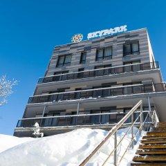 Апарт-Отель Skypark вид на фасад фото 3