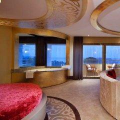 Euphoria Hotel Tekirova 5* Люкс с различными типами кроватей фото 3