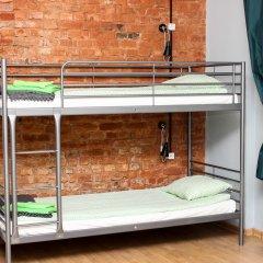 Хостел Amalienau Hostel&Apartments Кровать в общем номере с двухъярусными кроватями фото 3