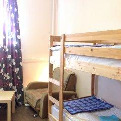 Гостиница Вернисаж Номер Эконом с разными типами кроватей (общая ванная комната) фото 13