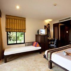 Курортный отель C&N Resort and Spa 3* Стандартный номер с различными типами кроватей фото 3