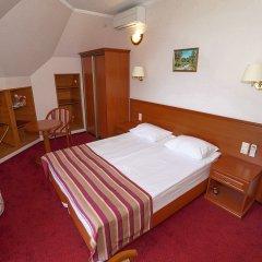 Парк-отель ДжазЛоо 3* Стандартный номер с двуспальной кроватью фото 13